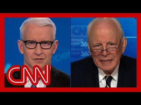 John Dean: 'I'm honored' to be on Trump's enemies list