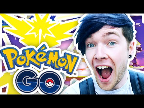 Pokemon GO | CLOSEST GYM BATTLE EVER?!