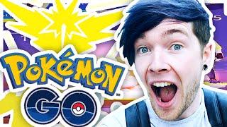 Pokemon GO | CLOSEST GYM BATTLE EVER?!