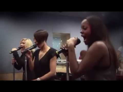 Sugababes - About You Now (Capital FM)