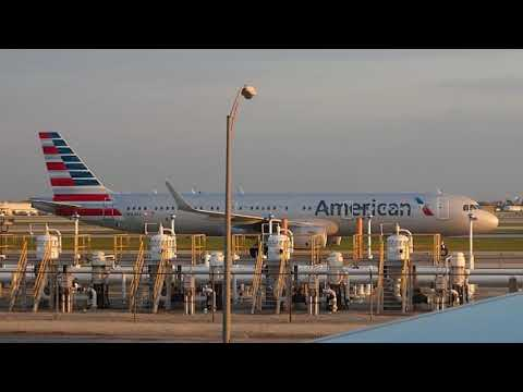 2017/08/30 American Airlines 2704 Takeoff & Landing: Chicago O'Hare - Atlanta