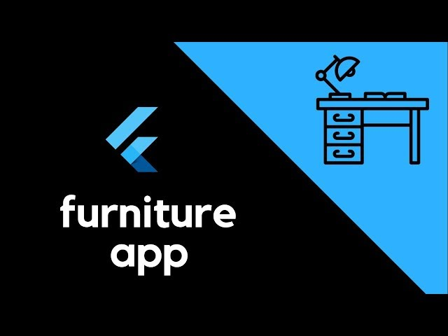 Flutter UI - Furniture App