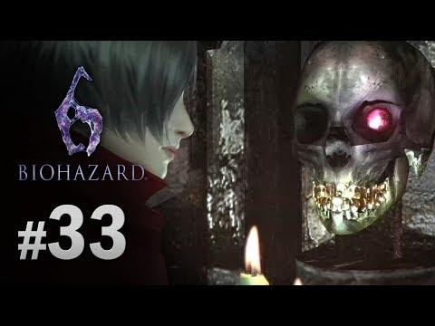 #33 Ada的解謎智慧 | Biohazard 6 生化危機 6 中文版