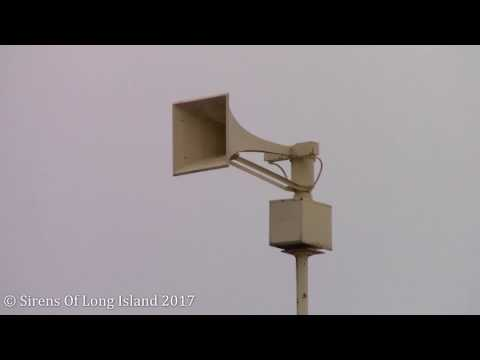Federal Signal Thunderbolt 1003 - Alert - Copiague, NY 3/18/17