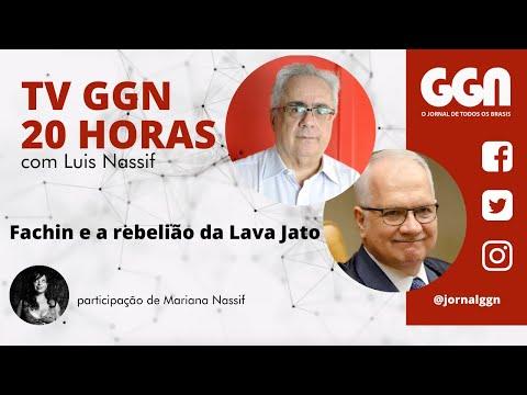 14.09.2020   TV GGN 20: Fachin e a rebelião da Lava Jato