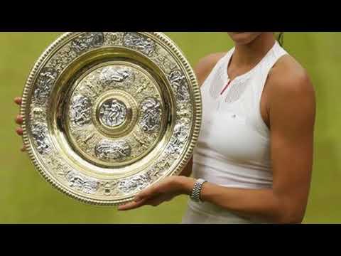 Wimbledon champ Muguruza earns WTA Player of the Year honors