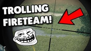 "TROLLING FIRETEAM! ""HILARIOUS"" [TAGALOG] (Rules of Survival: Battle Royale)"