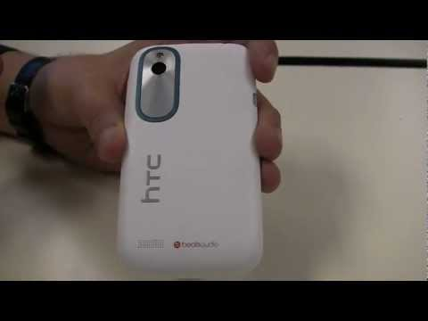 HTC Desire X Hands-On