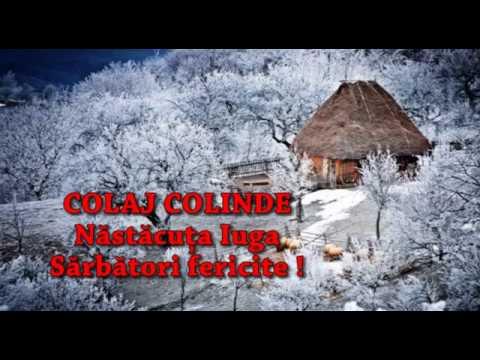 COLAJ COLINDE- Nastacuta Iuga- 2018/2019