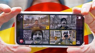 Using TWO cameras on ONE iPhone at the same time