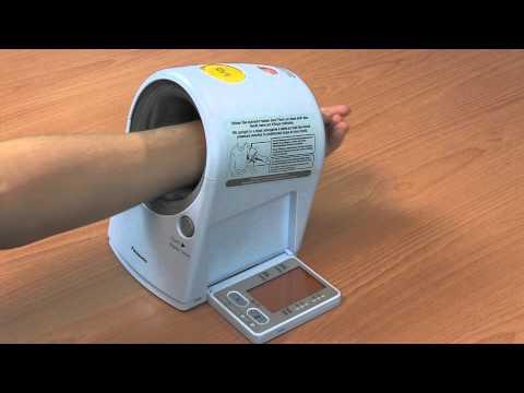 Panasonic EW3152 Bovenarmbloeddrukmeter