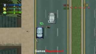 GTA 2 PS1 GamePlay - Grand Theft Auto 2 Playstation 1 [Trailer]