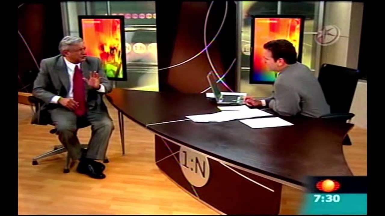 Image result for Críticas y contradicciones: así fue la tensa entrevista que habría desatado la guerra entre AMLO y Carlos Loret de Mola
