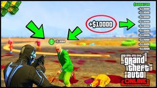 Livestream GTA 5 MONEY GLITCH PS4