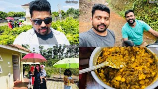 Homegrown kanjirapally visit/Day in my life/ Last day in 2020/Ginis Vlogs Epi 170