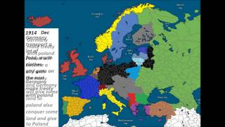 """Alternate History of Europe - Part 1 """"Germany vs Russia"""""""