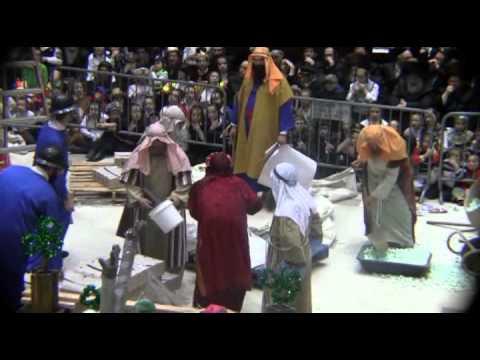 Preview פורים שפיל שנת תשע''ד געשפילט בחצר הקודש ס