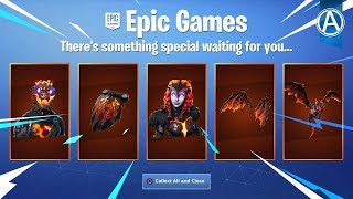 "NEW ""LAVA LEGENDS PACK"" Gameplay! // 2000+ Wins // NEW Fortnite UPDATE (Fortnite Battle Royale LIVE)"