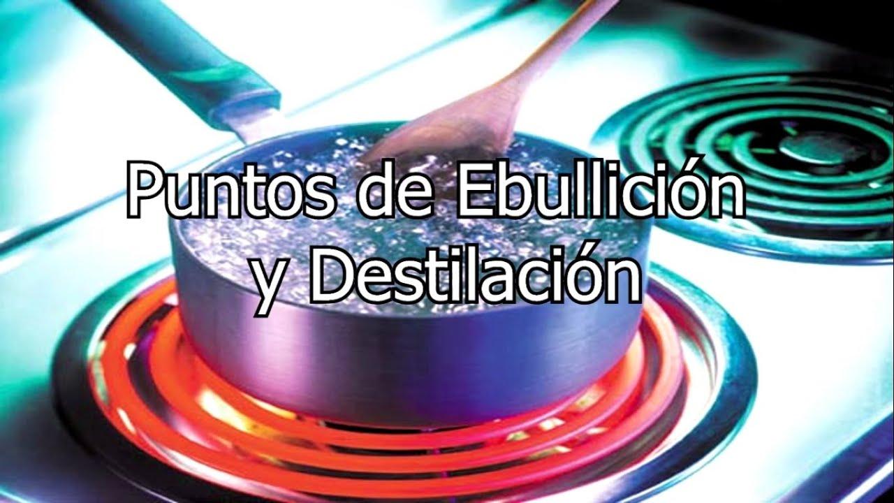 Puntos de ebullicin y destilacin youtube urtaz Gallery