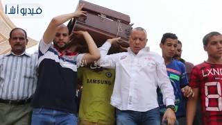 بالفيديو : خروج جثمان