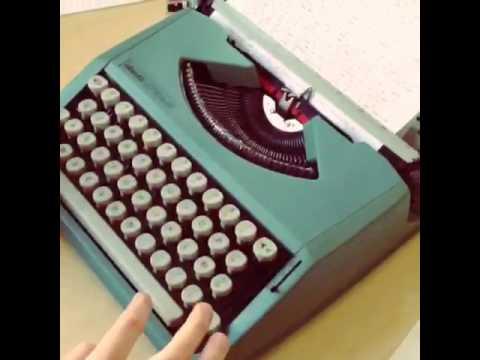Lettera 82 Olivetti