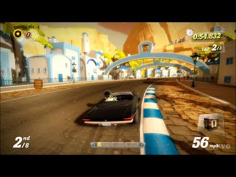 Joy Ride Turbo Gameplay (Xbox One X HD) [1080p60FPS]