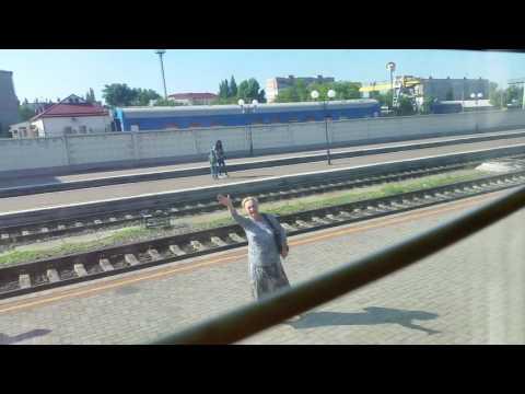 Садимся в поезд на москву. Счастливого пути