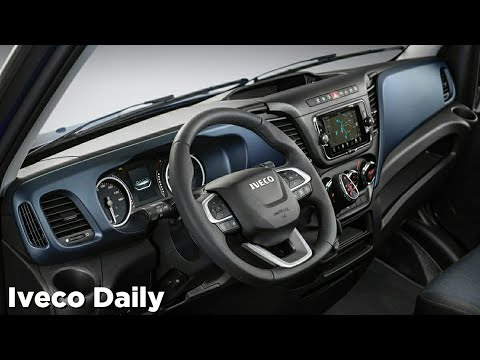 New IVECO Daily 2020 - INTERIOR