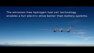 Hydrogen fuel cell-powered HY4 aircraft takes flight