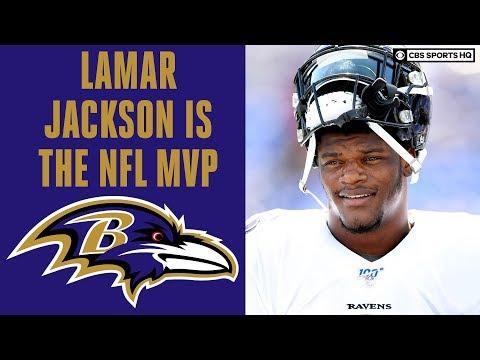 Ravens Lamar Jackson Continues MVP Season In LA Vs Rams On NFL Monday Night Football | CBS Sports HQ