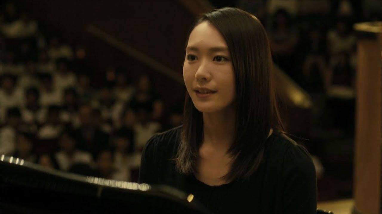 新垣結衣がピアノ演奏シーン初披露 映畫「くちびるに歌を ...