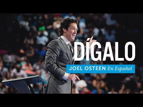 Dilo   Joel Osteen
