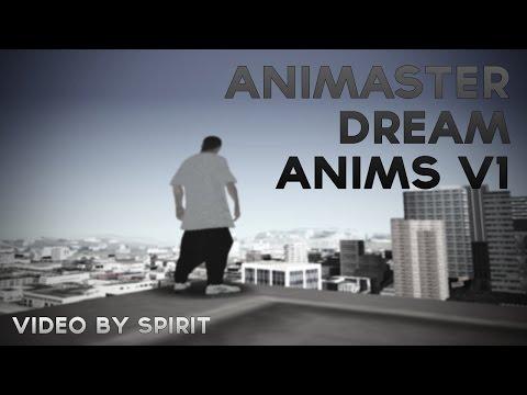 GTA SA | Animaster DreamAnims v1 | Parkour and Freerunning