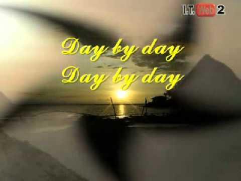 Day By Day Lyrics Godspell Youtube