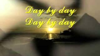 Day By Day (lyrics)   Godspell