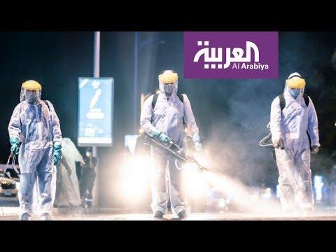 صباح العربية | كيف تعمل ممرات التعقيم الذاتي؟  - نشر قبل 37 دقيقة