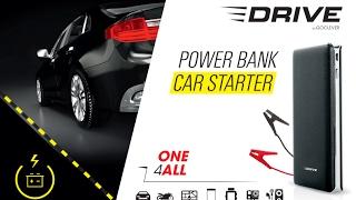 GOCLEVER DRIVE POWER PACK & STARTER - jak to działa