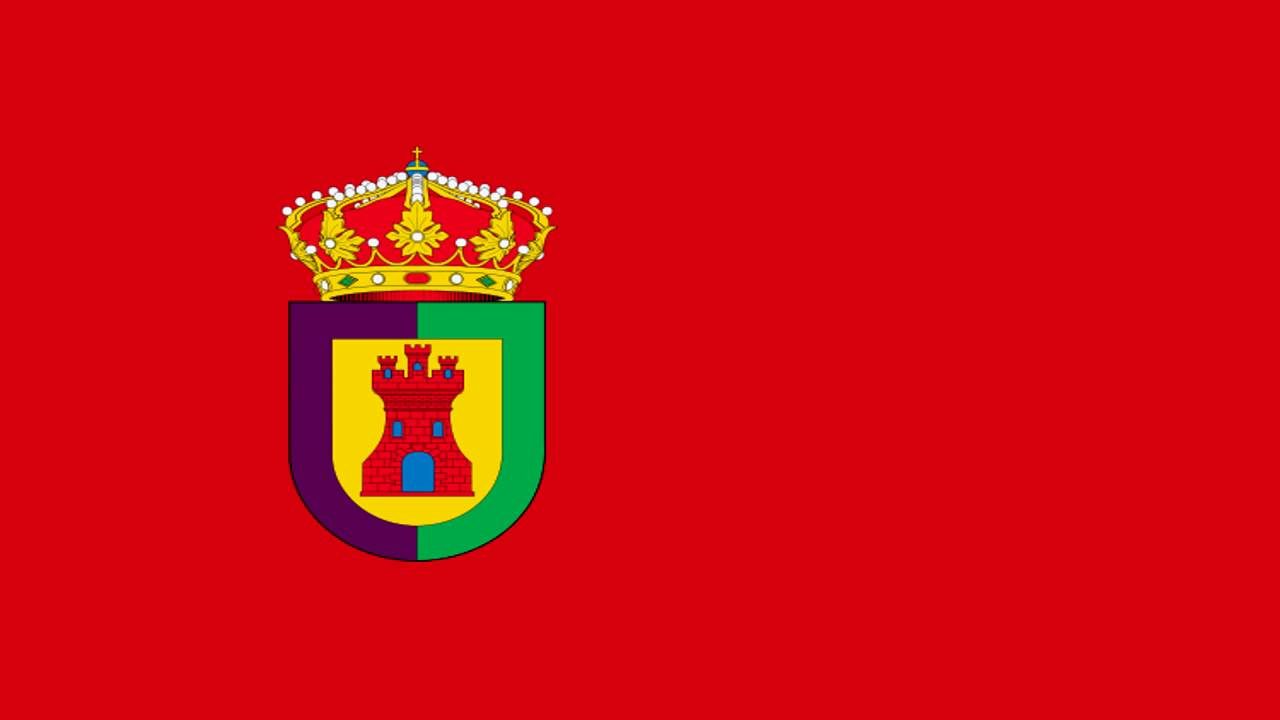 Bandera de Casabermeja (España) – Flag of Casabermeja (Spain)