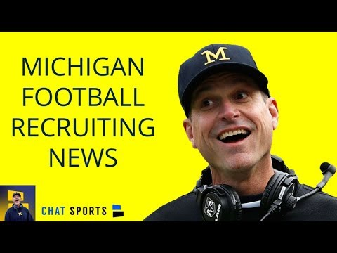 Michigan Football Recruiting News, Eric Gray De-Commits, Shea Patterson Future, NFL Draft Update