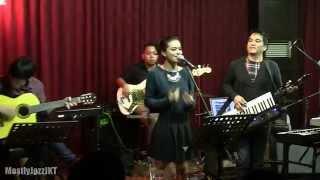 Indra Lesmana ft. Eva Celia - Terbunuh Sepi ~ Dan @ Mostly Jazz 31/01/14 [HD]