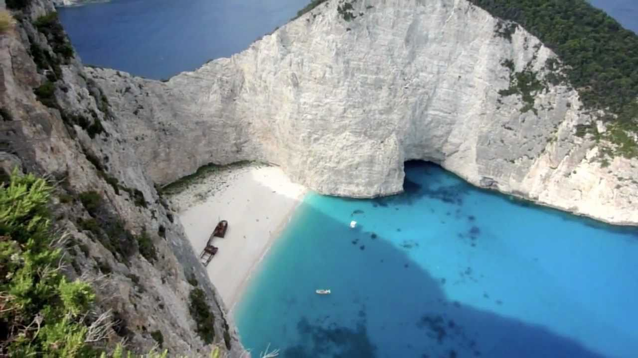 Shipwreck Beach Zakynthos Zante Navagio Greece