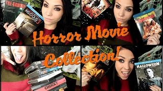 My Horror Movie Collection!