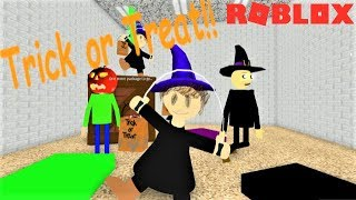 ¡JUEGA COMO WIZARD BALDI Y WITCH PLAYTIME! The Weird Side of Roblox: Baldi's Basics RP UPDATE