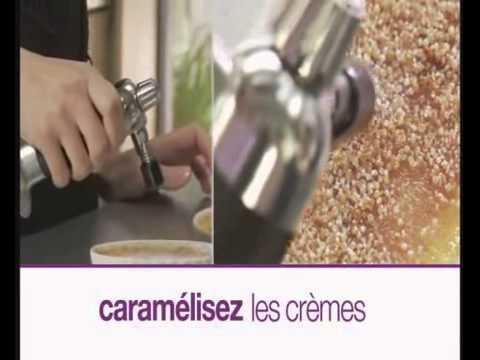 Mastrad Les Chalumeaux De Cuisine Youtube