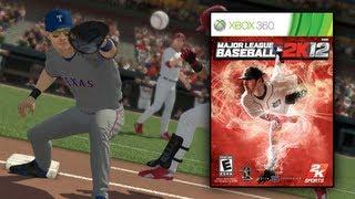 MLB 2K12 Gameplay / Walkthrough - St. Louis Cardinals vs. Texas Rangers (Also On PS3)