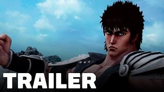 Jump Force Release Date Trailer (Kenshiro & Ryo Saeba) - Paris Games Week 2018