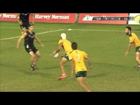 2015 World Cup Men's Open Grand Final - Australia V New Zealand