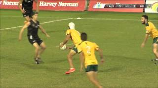 2015 World Cup Men's Open Grand Final - Australia v New Zealand