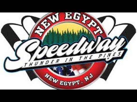 New Egypt speedway NJ- Flipped over car/ race gone wrong!!