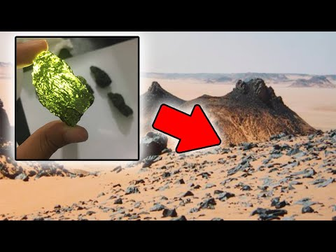 NICHT Von Dieser Welt! Unerklärlicher FUND Im Kebira-Krater